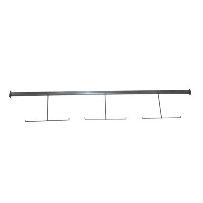 LOT DE 2 BARRES POUR ESCALADE CORDES
