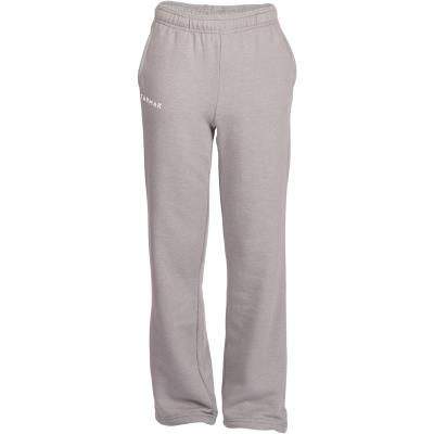 PANTALON D'ENTRAÎNEMENT MOLLETON CUP JUNIOR TARMAK GRIS