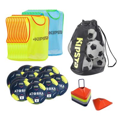 Kit apprentissage handball junior ballon caoutchouc - Taille 1