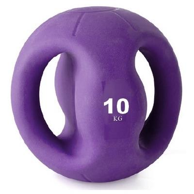 MEDECINE BALL POIGNÉE 10 KG