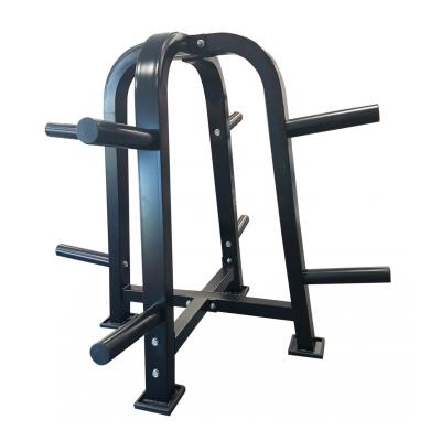 Rack disques musculation olympiques