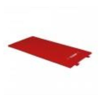 TAPIS DE GYM HOUSSE SCOLAIRE 6 CM ASSOCIATIF ROUGE