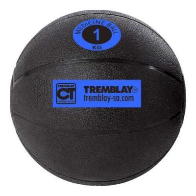 Medecine ball 1kg gonflable