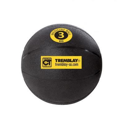 MEDECINE BALL GONFLABLE 3KG.