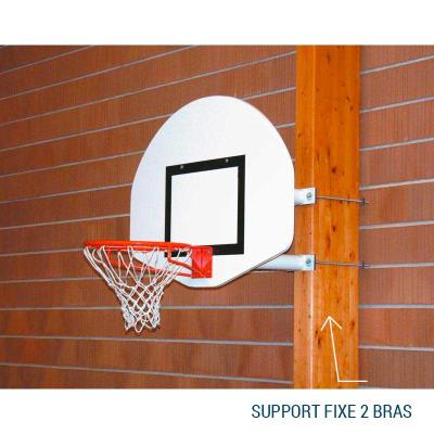 Panneau de basket mural support spécifique