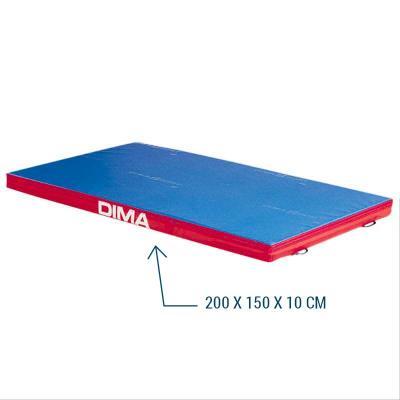 MATELAS DE CHUTE GYMNASTIQUE EPS DIMA 200X150X10 CM