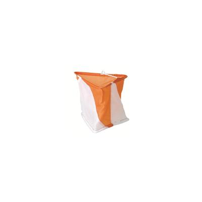 5 balises de contrôle orientation initiation tissu orientsport 6x6cm