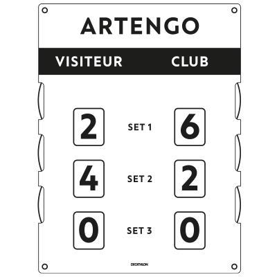 SCORER de TENNIS ARTENGO