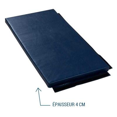 TAPIS DE GYM HOUSSÉ SCOLAIRE ASSOCIATIF 4 CM