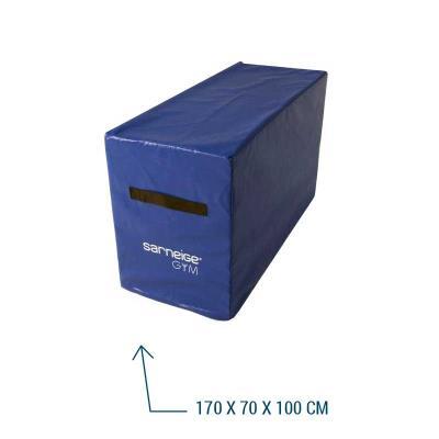 PLINTH MOUSSE MONOBLOC 170 X 70 X 100 CM