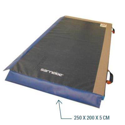 TAPIS DE CHUTE ESCALADE 250X200X5 CM