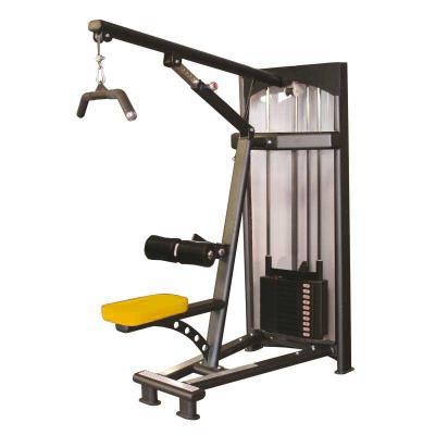 appareil de musculation dorsy haut jaune100 kg