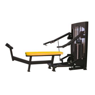 Développé couché machine convergent jaune 100 kg