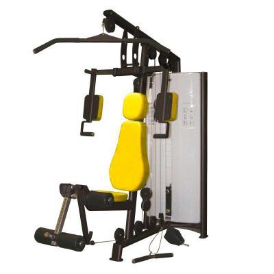 Tour de musculation jaune maxi 90 kg