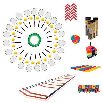 kit badminton - dispositif jeune .