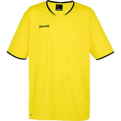 SHOOTING SHIRT MOVE JAUNE