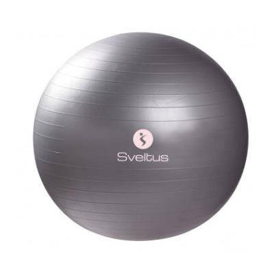 gymball m 65 cm gris