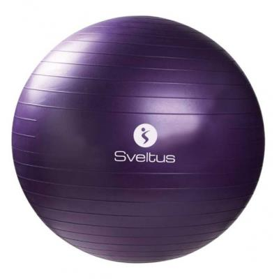 GYMBALL L 75 CM VIOLET