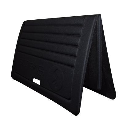 Tapis pilates pliable 190 X 90 X 1,5cm noir