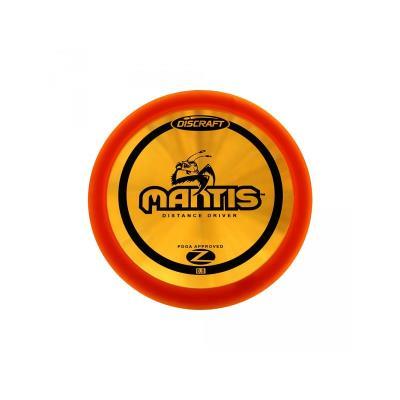 disque driver de disc golf mantis z discraft