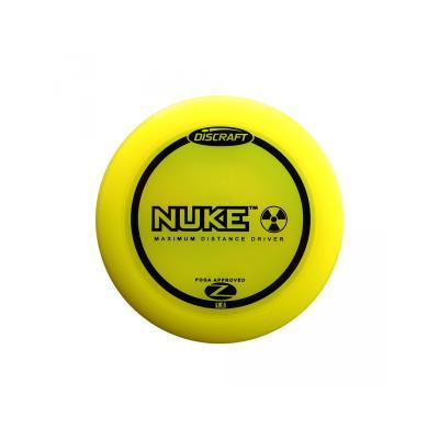 disque distance driver de disc golf nuke elitez discraft