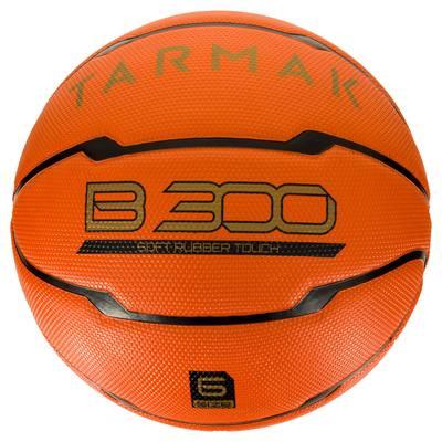 Ballon de Basketball B300 taille 6 orange