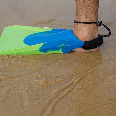 Leash de palmes de bodyboard