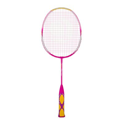 RAQUETTE DE BADMINTON BR700 JR EASY - ROSE -
