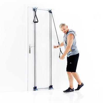 Gym door