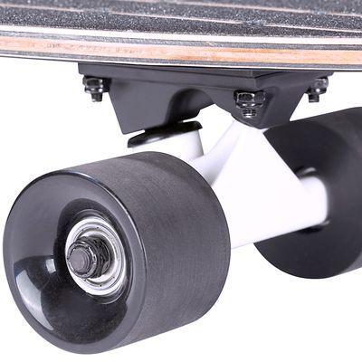 Cruiser Skateboard YAMBA BOIS Classic Blanc