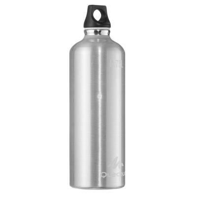 Hydratation randonnée bidon 0.75l aluminium gris