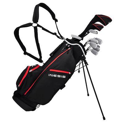 Kit de golf série complète  homme3.0  acier rouge