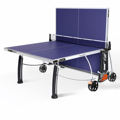 TABLE DE TENNIS DE TABLE CORNILLEAU CROSSOVER 300S BLEU