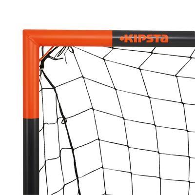 But de football Classic Goal taille L gris orange