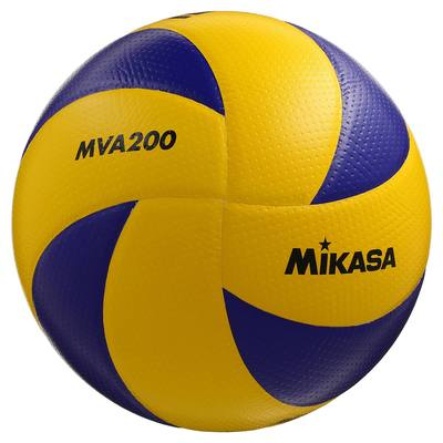 BALLON VOLLEY-BALL MVA 200 COMPETITION MIKASA