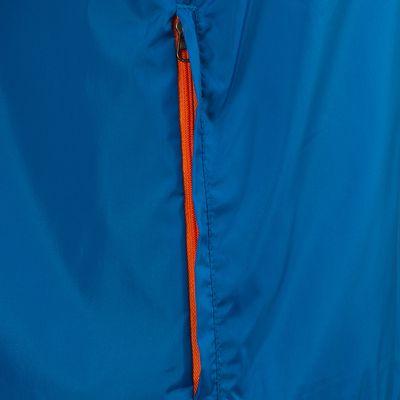 Veste Pluie Imperméable Randonnée Homme Rain-cut Bleu
