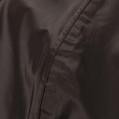 Veste Pluie Imperméable Randonnée Homme Rain-cut Noir