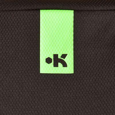 Maillot de basketball Evo homme noir et vert