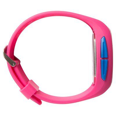 Montre et ceinture cardiofréquencemètre codée ONRHYTHM 310 rose