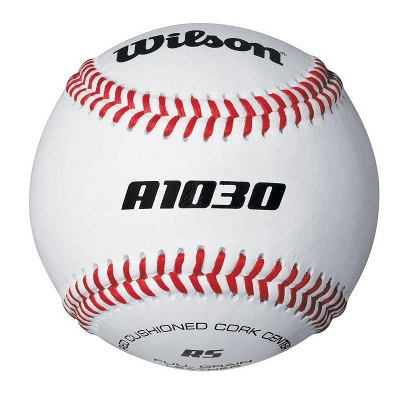 Balle baseball A1030 cuir
