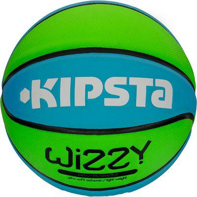 Ballon Basketball Wizzy Indoor T5 Vert SL
