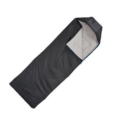 Sac de couchage de randonnée FORCLAZ 15° noir