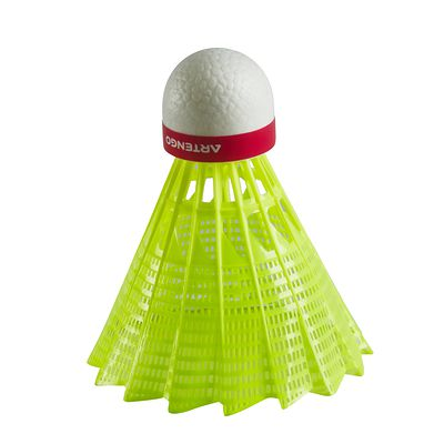 TUBE 3 VOLANTS BADMINTON ARTENGO OUTDOOR