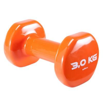 HALTERE GYM PILATES PVC 2*3 KG