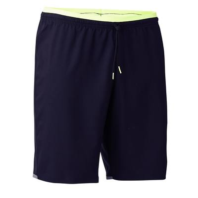 Short de football adulte F500 noir