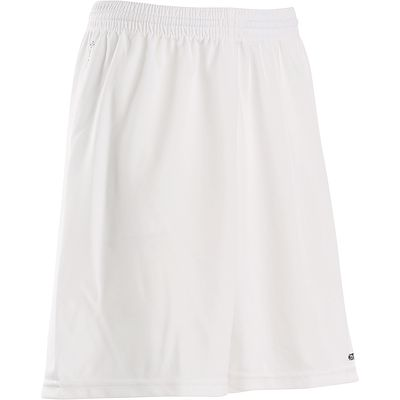 Short football enfant F100 blanc