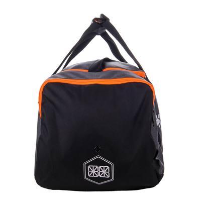 Sac de sports collectifs Régulier 30 litres gris foncé orange