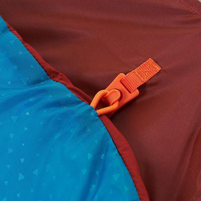 SLEEPIN'BED COVER 20° Camping 1 place Bleu (matelas non inclus)