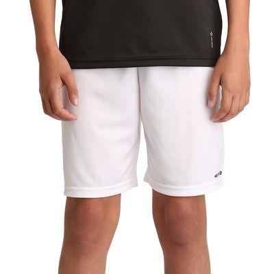 Short football enfant F100 blanc