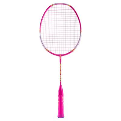 Raquette De Badminton BR160 Easy Grip Enfant - Rose